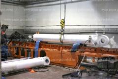 Стендовые испытания гидроцилиндров карьерных экскаваторов