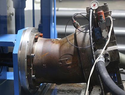 Испытание гидронасосов и гидромоторов